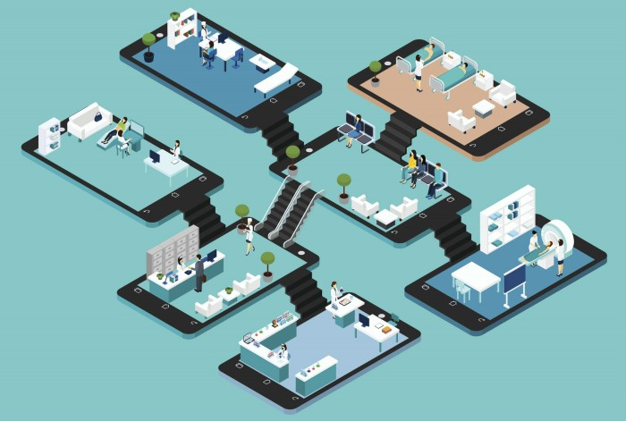 The healthcare IoT is growing