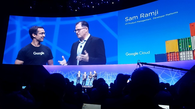 Google Cloud, VMworld 2017