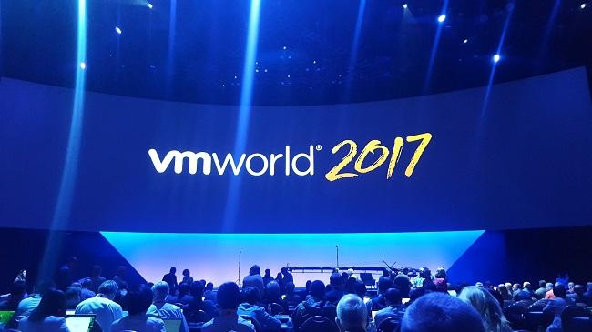 VMware and AWS collaborate at VMworld 2017
