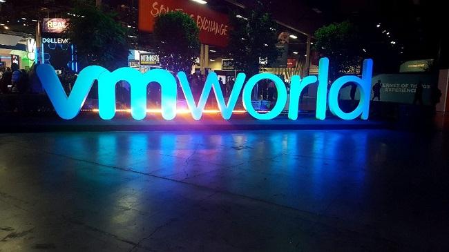 AI and data-based computing VMware 2017