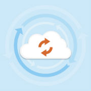 Backup healthcare data to the cloud.