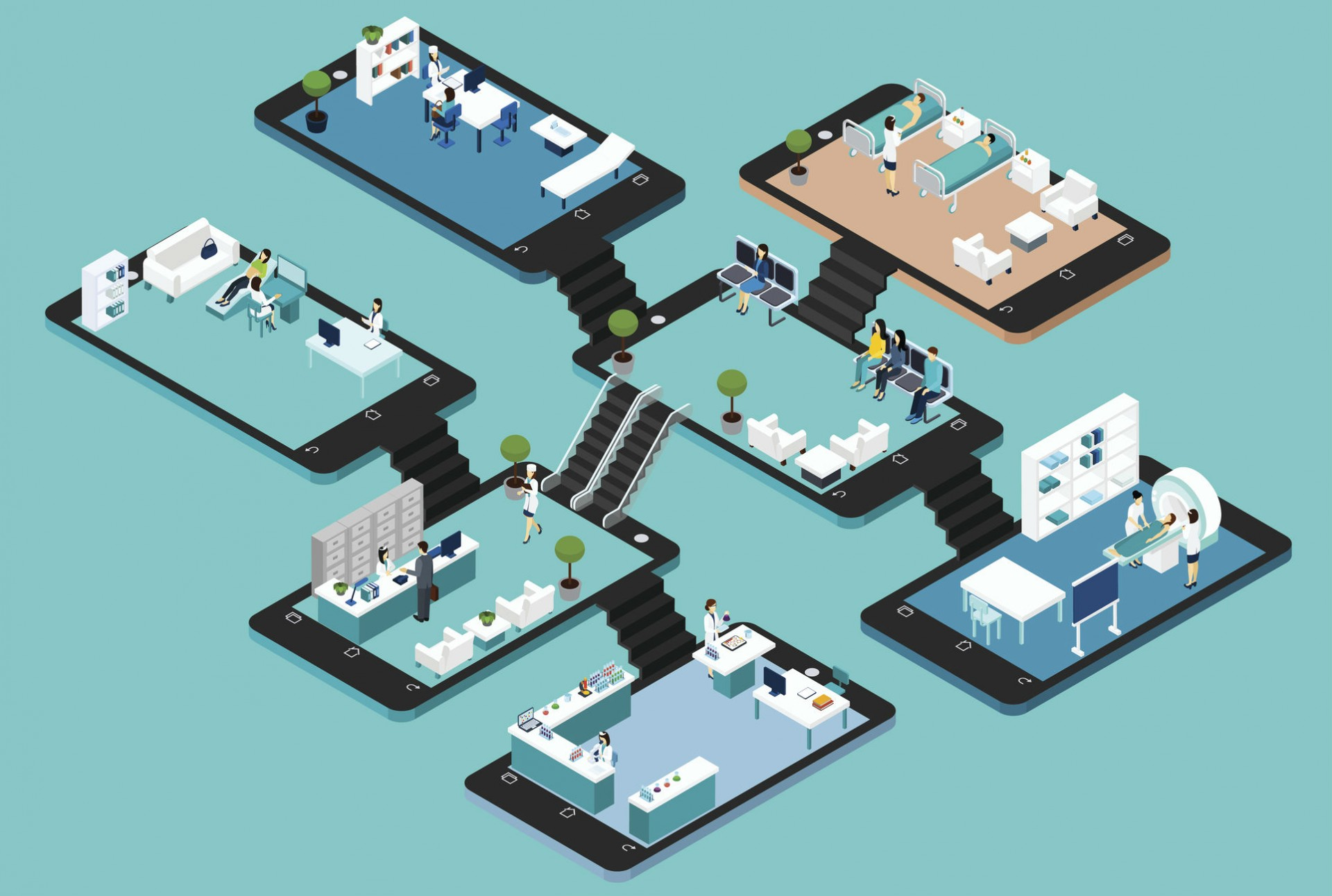 Using Enterprise Mobility Management (EMM) for Healthcare